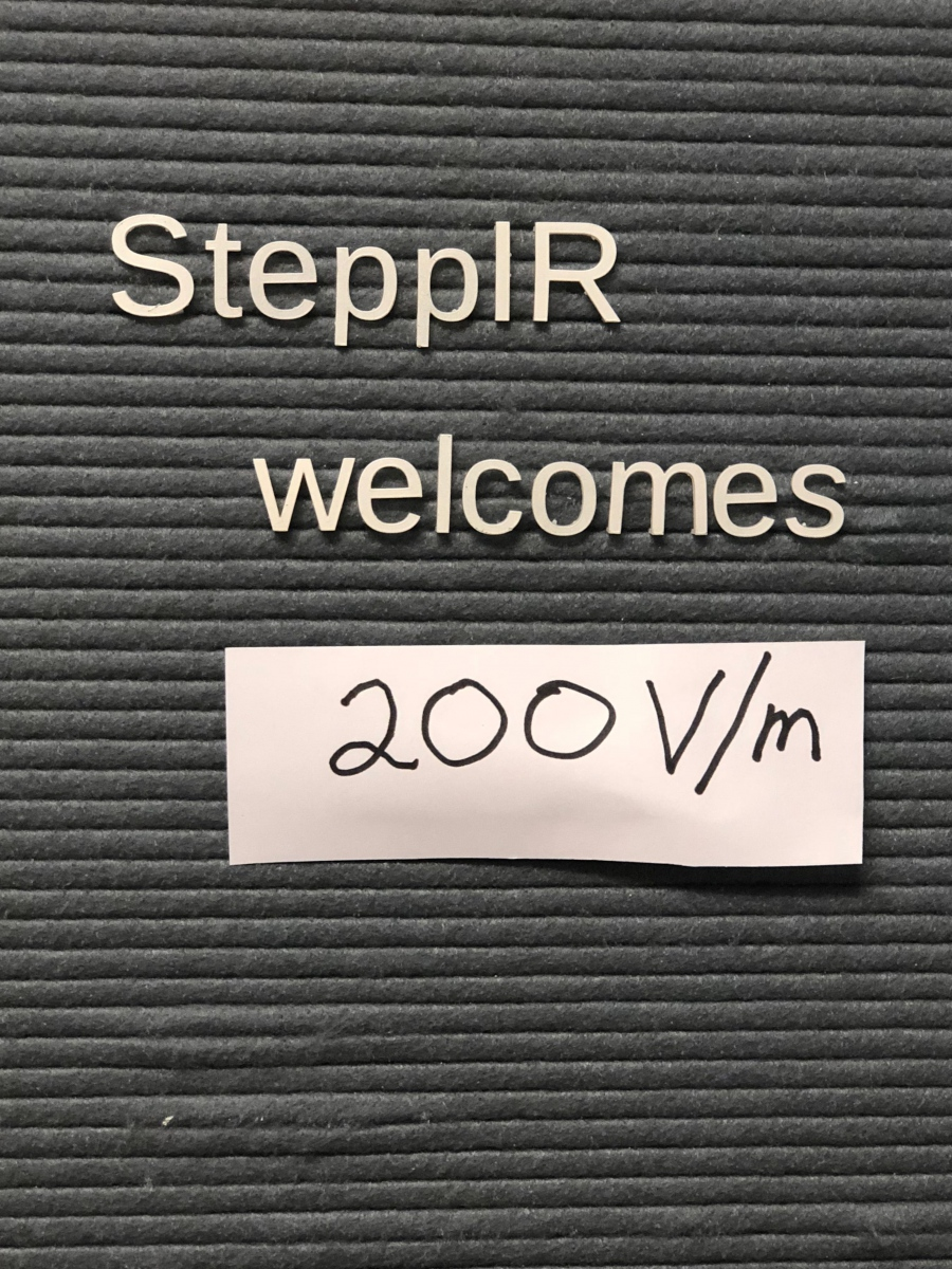 SteppIR-Welcomes